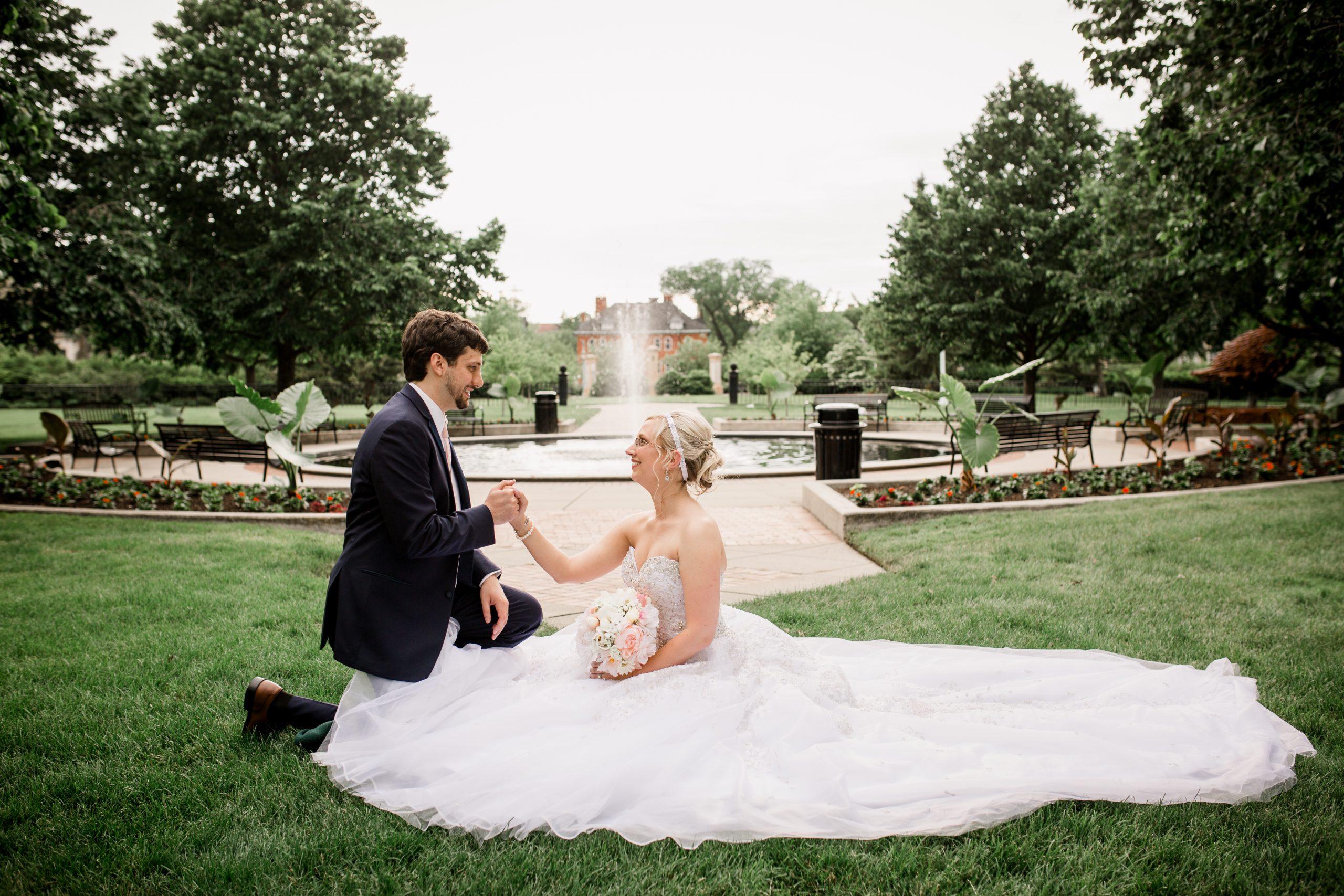 Michelle & Jared Wedding Photo