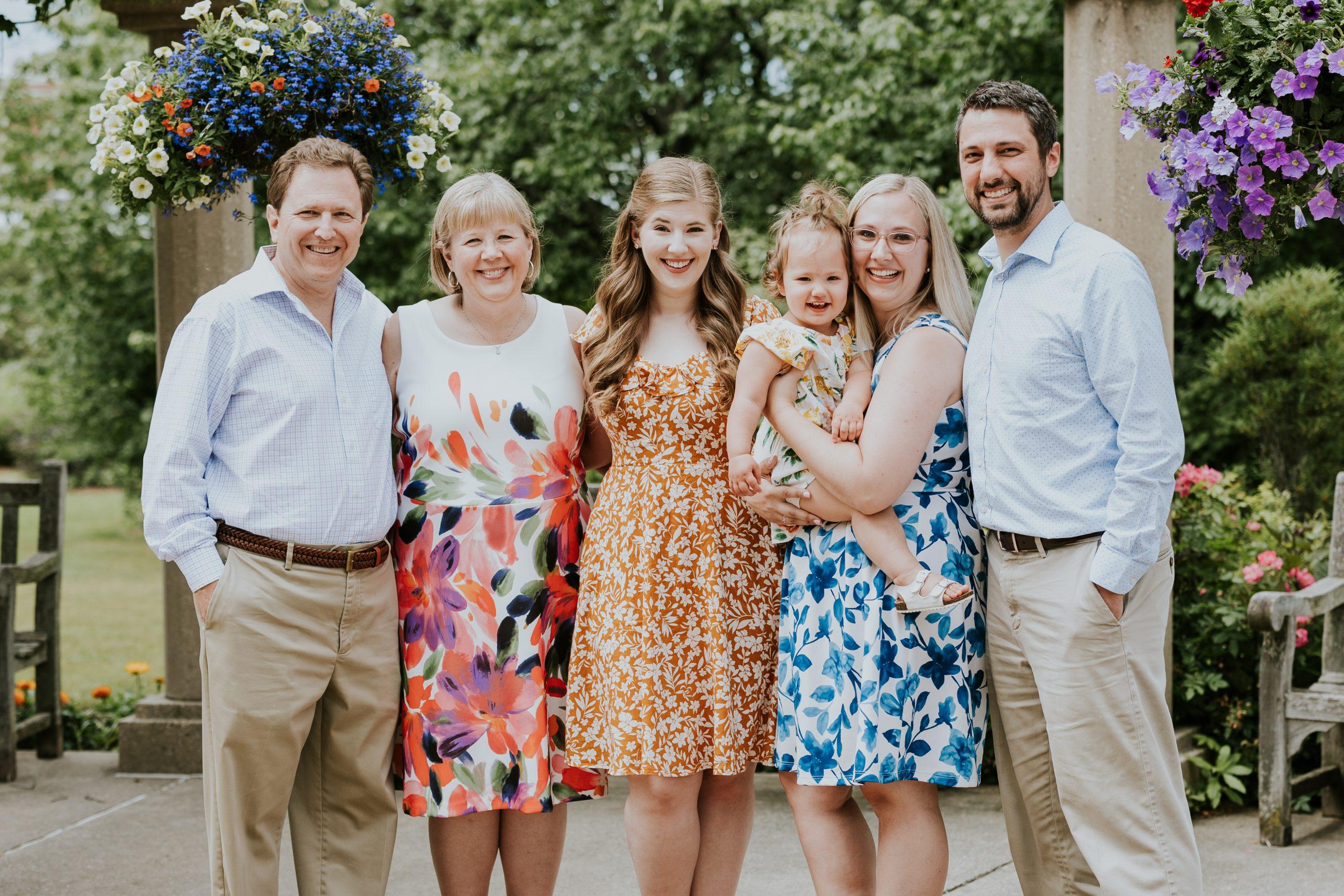 Michelle's Immediate Family